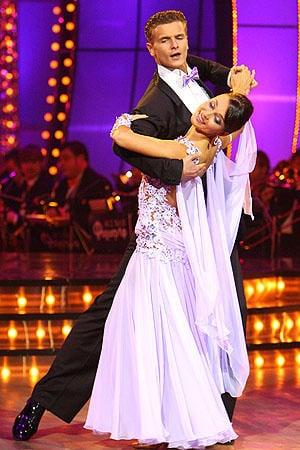 Анна Снаткина в шоу «Танцы со звездами»