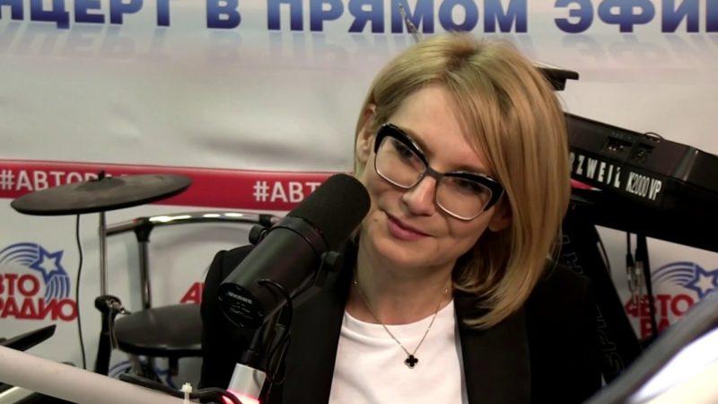 Эвелина Хромченко работа на радио