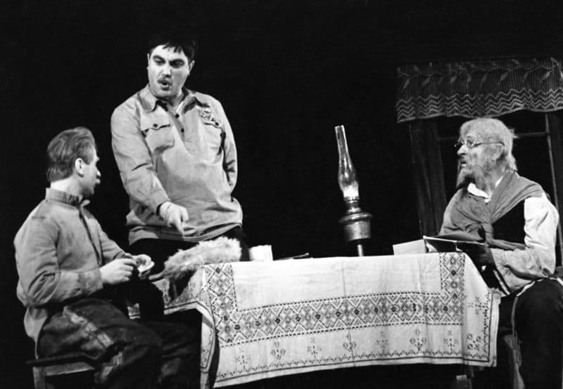 Павел Луспекаев в театре