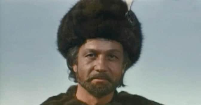 Михай Волонтир в фильме «Дмитрий Кантемир»