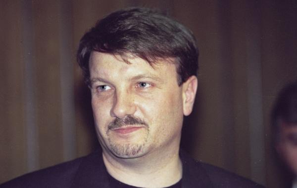 Молодой Герман Греф