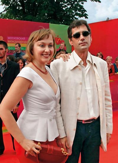 Ирина Малышева с Элемом Климовым