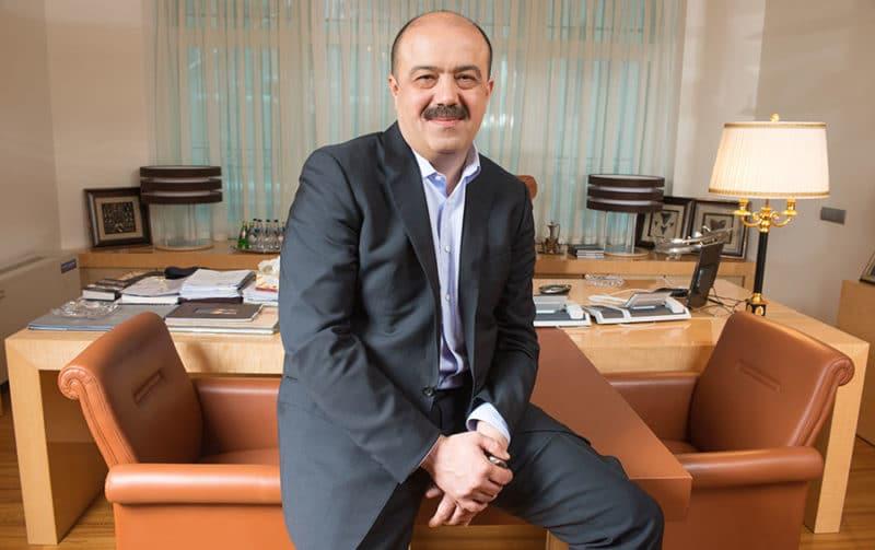 Искандер Махмудов основатель «Трансмашхолдинг»