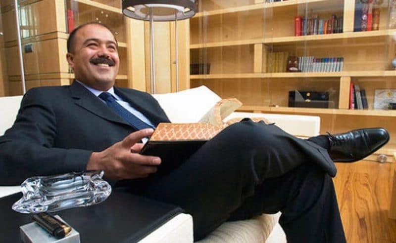 Бизнесмен Искандер Махмудов