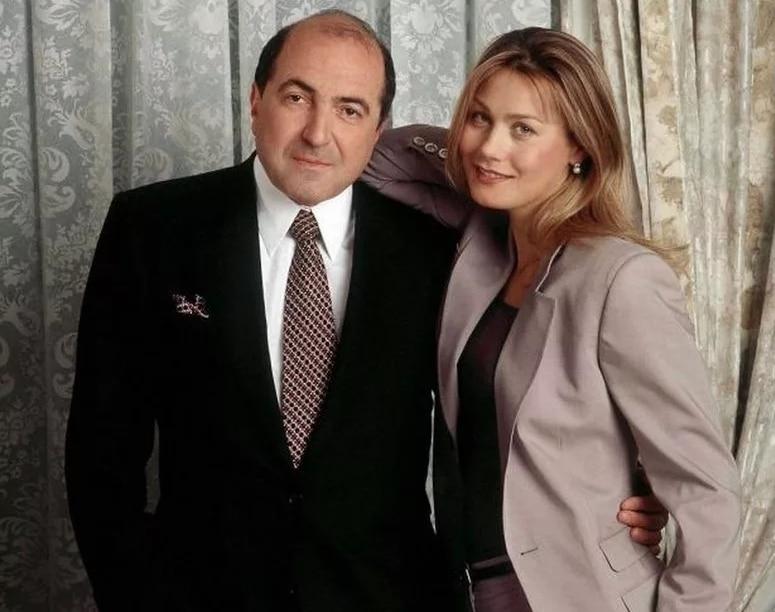 Борис Березовский и Галина Бешарова