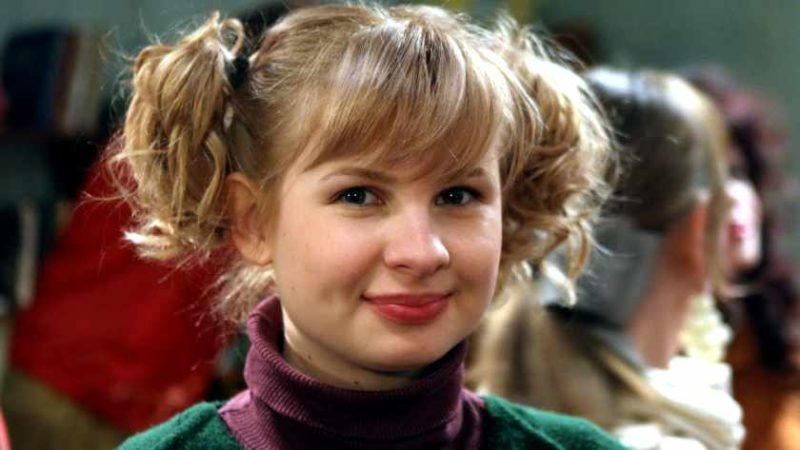 Анна Цуканова в сериале «Восьмидесятые»