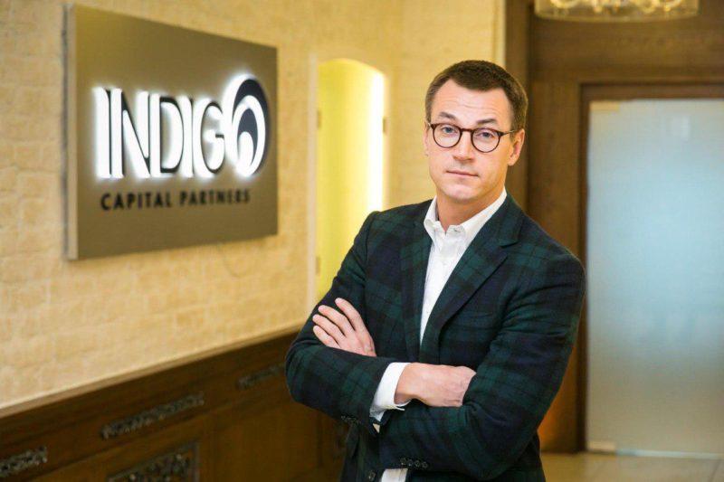 На фото Жуков Петр Александрович основатель Indigo Capital Partners