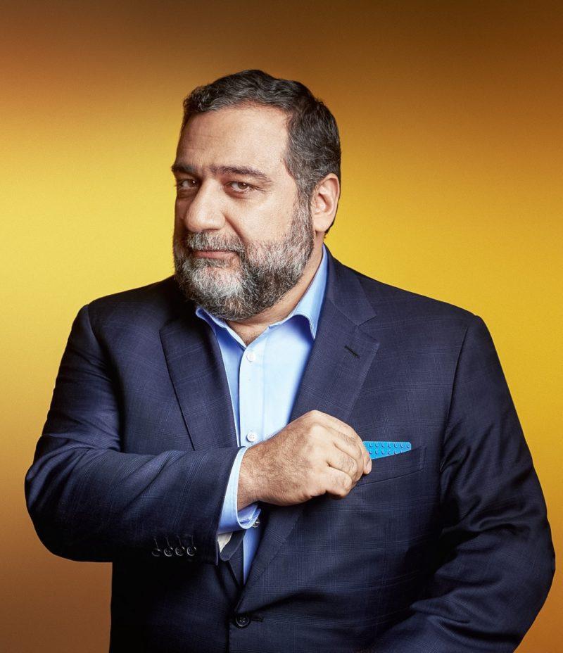 Бизнесмен Рубен Варданян