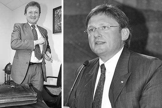 Борис Титов в молодости