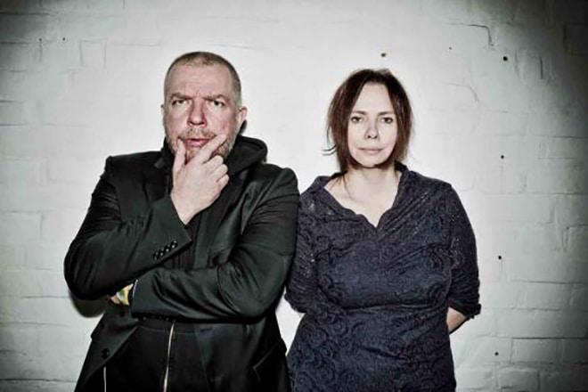 Сергей Пахомов и Светлана Баскова