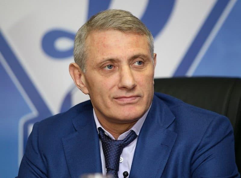 Бизнесмен Борис Ротенберг