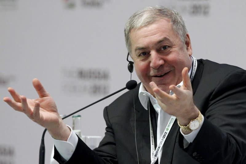 Михаил Гуцериев владелец компании «Русснефть»