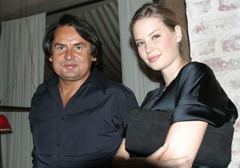 Рустам Тарико с первой женой Татьяной Осиповой