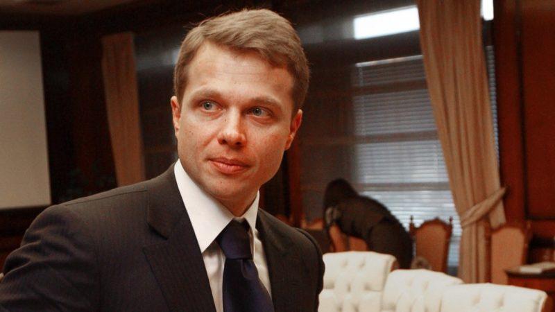 Бизнесмен Максим Ликсутов
