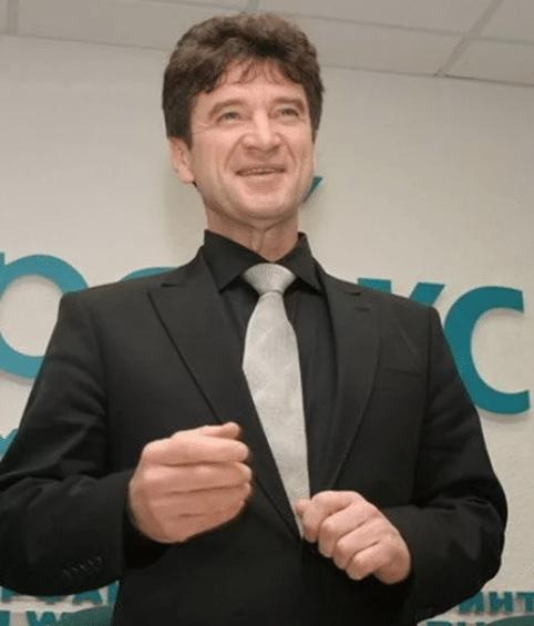 Бизнесмен Николай Максимов