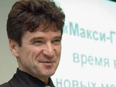 Основатель «Макси-Групп» Николай Максимов