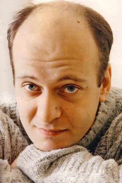 Денис Евстигнеев в молодости