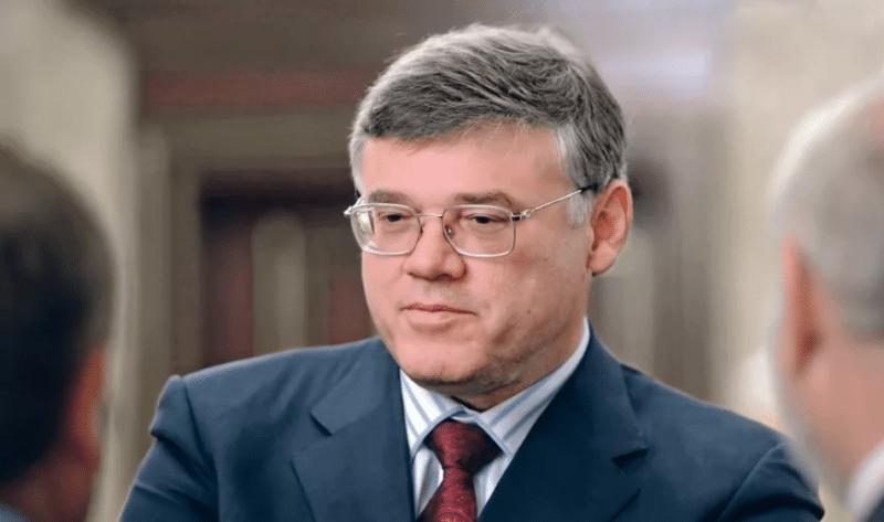 Бизнесмен Александр Абрамов