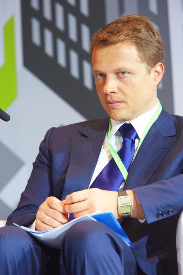 Максим Ликсутов в компании «ВорлВайд Инвест АС»