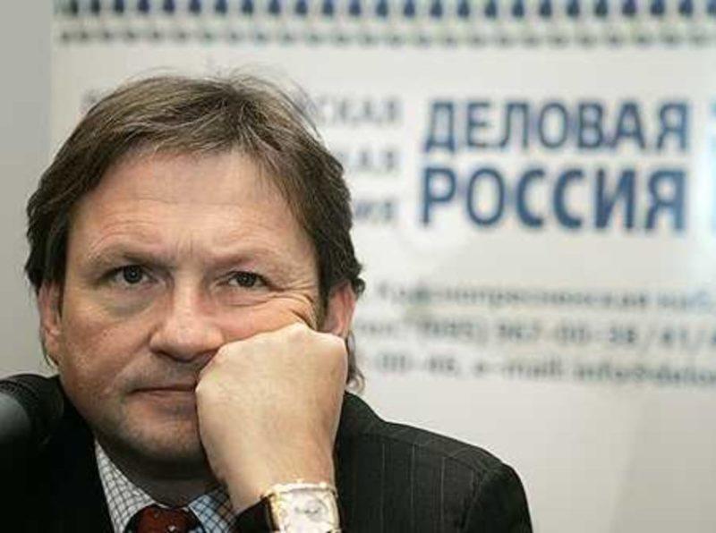 Борис Титов в партии «Деловая Россия»