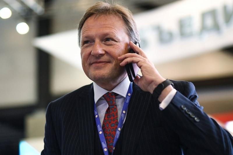 Бизнесмен Борис Титов