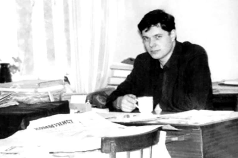 Алексей Мордашов в молодости