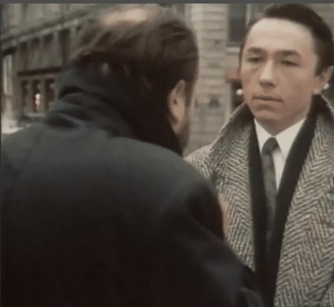 Кадр из фильма Рената Давлетьярова «Стрелец неприкаянный»