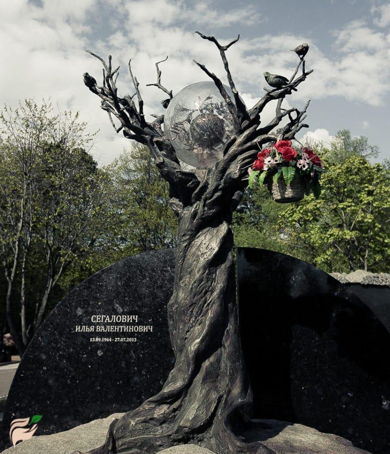 Могила Ильи Сегаловича