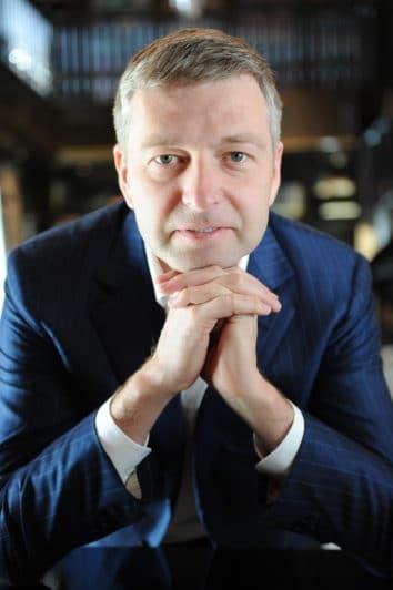 Бизнесмен Дмитрий Рыболовлев
