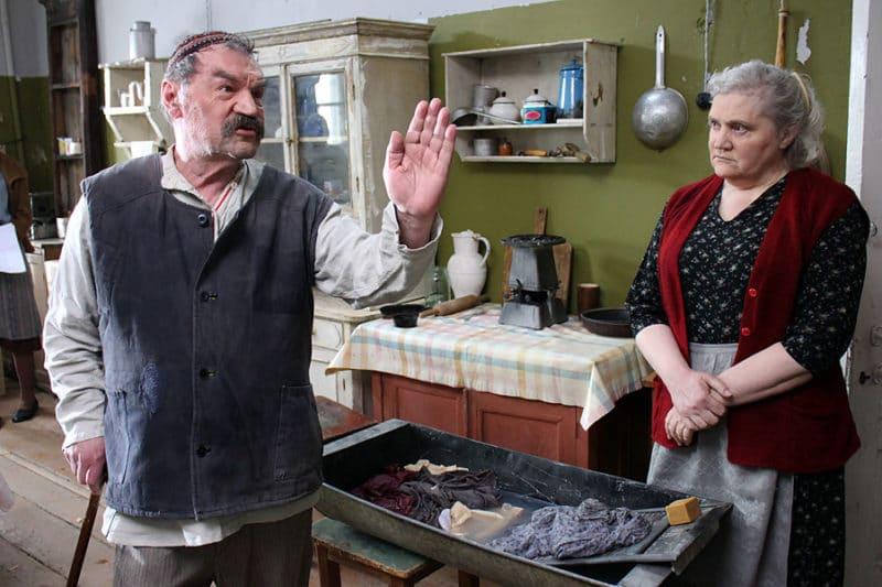 Петр Зайченко в фильме «Марьина роща»
