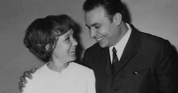 Молодые Вилли Хштоян и Надежда Румянцева