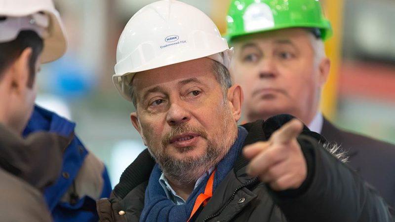 Владимир Лисин владелец НЛМК