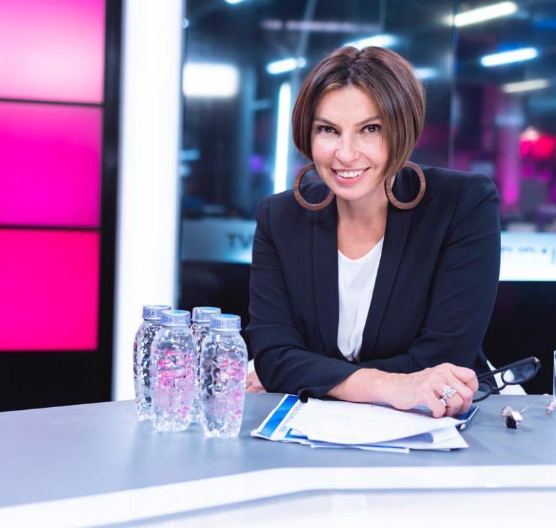 Наталья Синдеева основательница «Дождя» перед эфиром