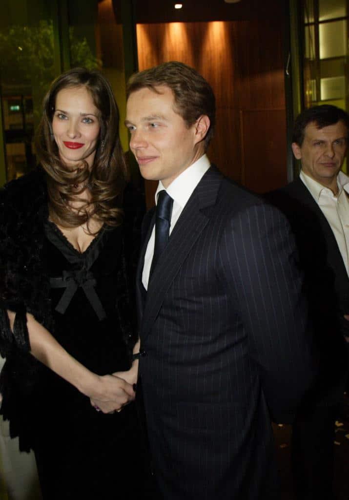 Максим Ликсутов с женой Татьяной