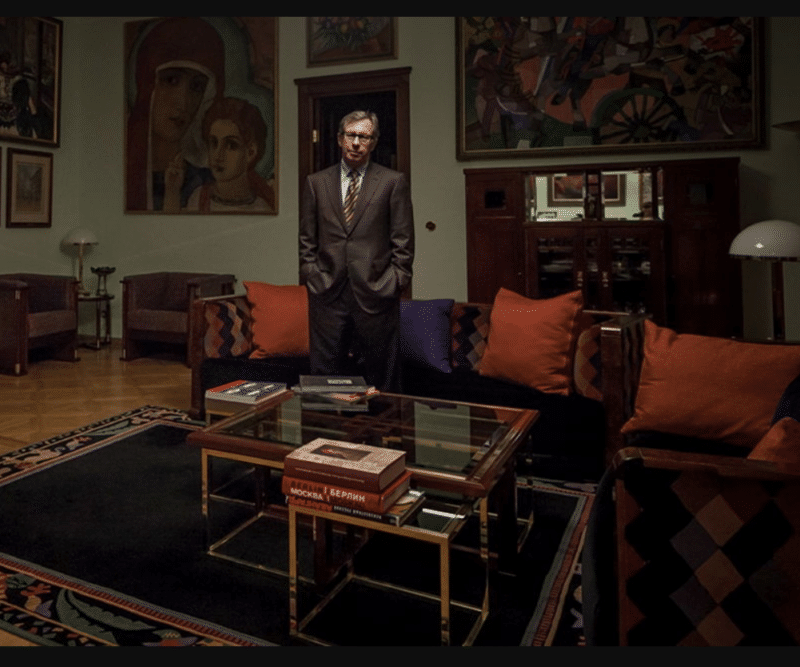 Коллекция Петра Авена стоимостью 500 млн. $