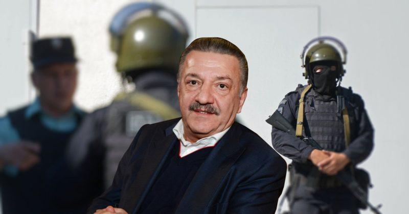 Преследуемый по закону Тельман Исмаилов