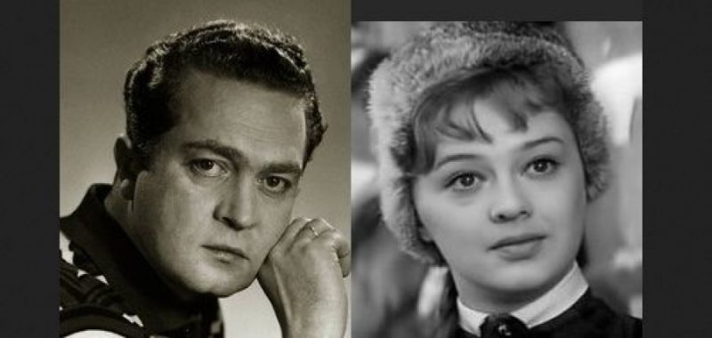 Алина Покровская и Владимир Сошальский