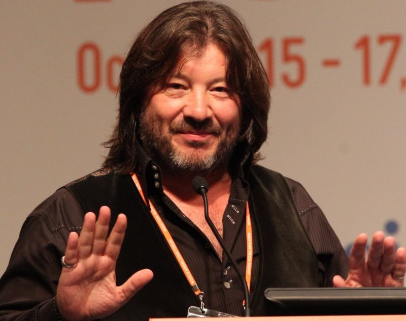 Александр Шульгин в 2018 году