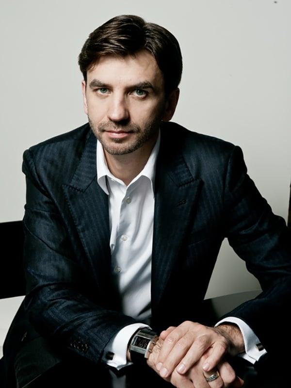 Бизнесмен Михаил Абызов