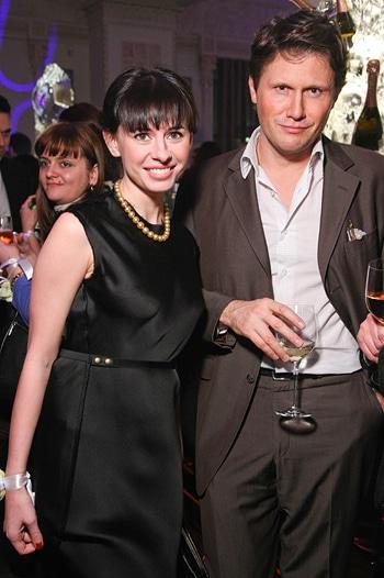 Наталья Синдеева с первым мужем Дмитрием Савицким