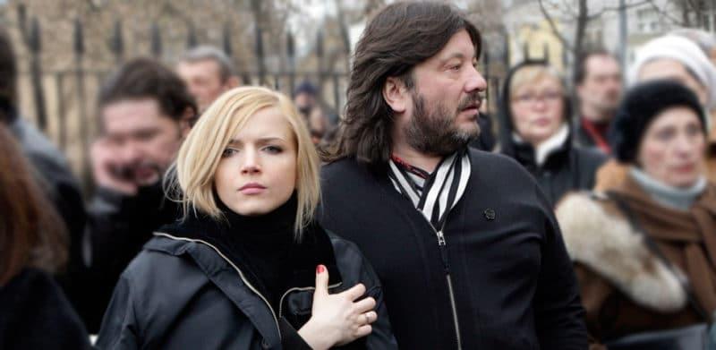 Александр Шульгин и Юлия Михальчик