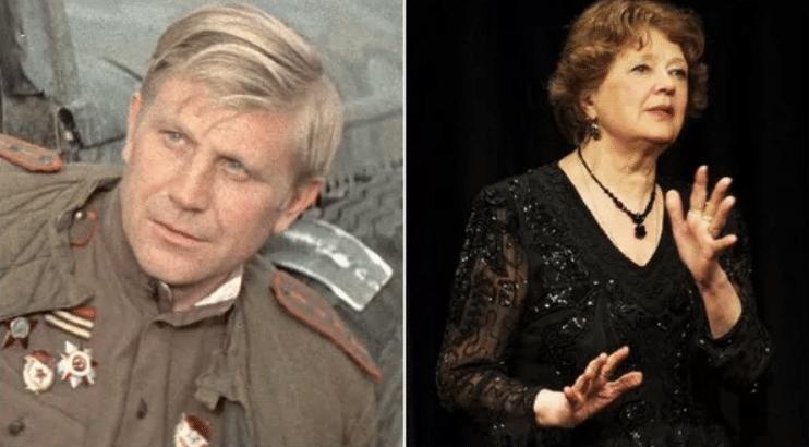 Алина Покровская и Герман Юшко