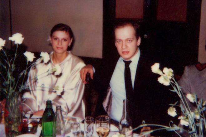 Денис Евстигнеев и его первая жена Татьяна Цыплакова