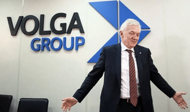 Геннадий Тимченко основатель компании Volga Group