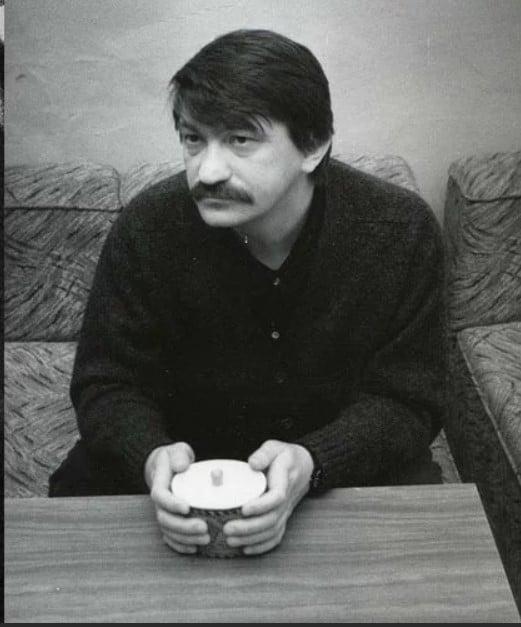 Александр Сокуров в молодости