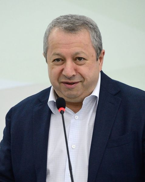 Мультимиллионер Захар Давидович Смушкин