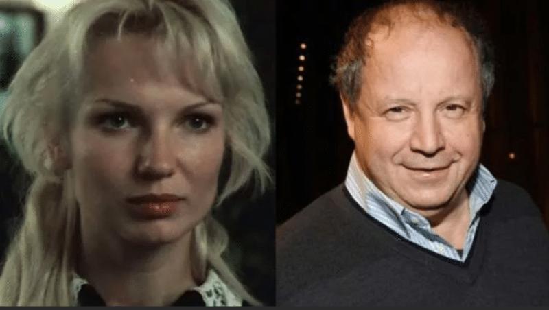 Дмитрий Астрахан и Ольга Беляева