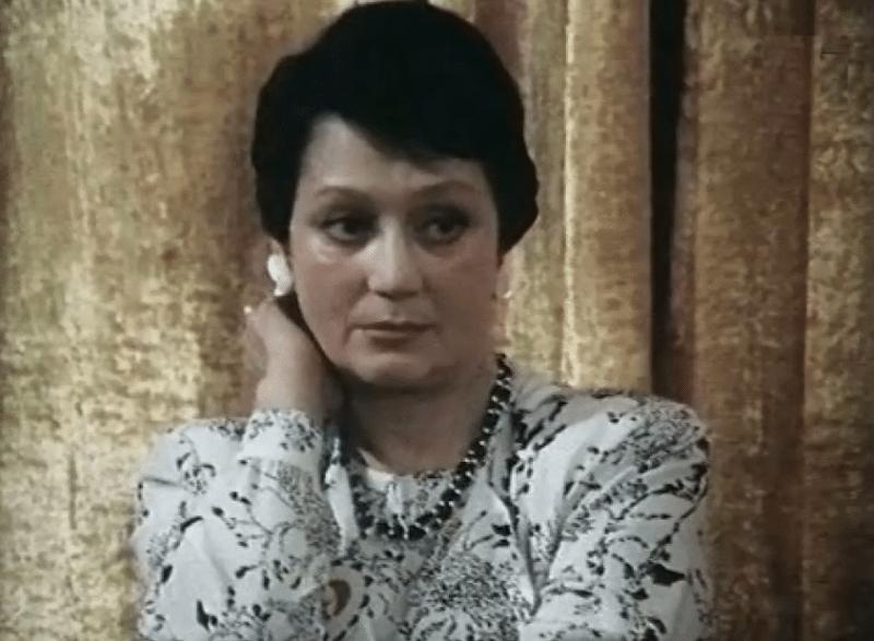 Екатерина Райкина в фильме «Клуб женщин»