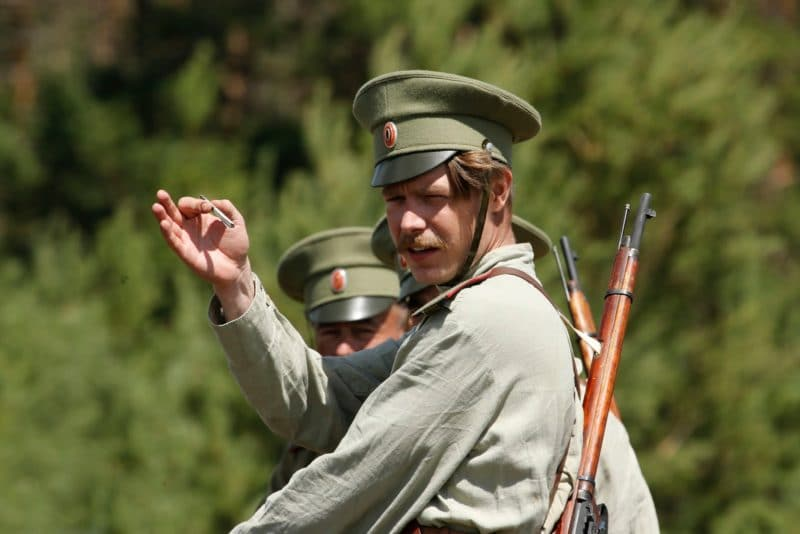 Фильм Сергея Урсуляка «Тихий Дон»