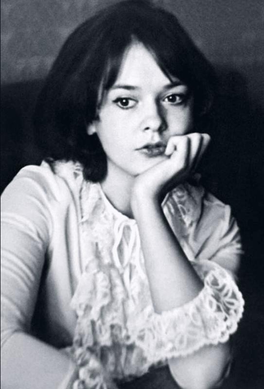 Екатерина Маркова в юности